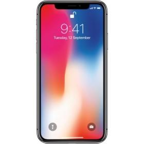 Apple Iphone X (space Grey, 256 Gb)