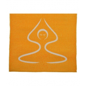 Asna Series Cotton Yoga Mat