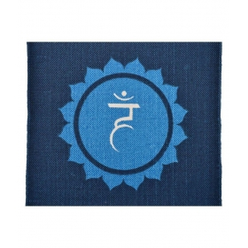 Chakra Series Cotton Yoga Mat
