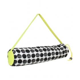 Horizons White Yoga Mat Cover