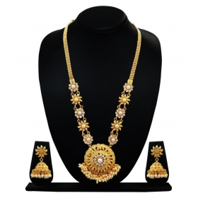 Golden Necklace Set