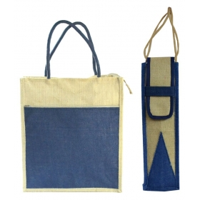 Ashvah Jute Lunch Bag