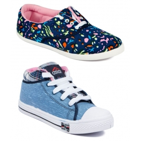 Multi Color Casual Shoes