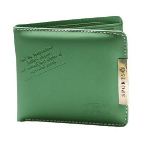 Assashion Green Regular Wallet