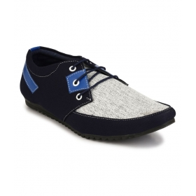 Comfort Casual Shoes For Men Lifestyle Gray Casual Shoes