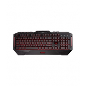 Asus Cerberus Black Usb Wired Desktop Keyboard Keyboard