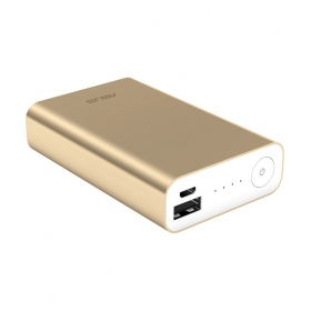 Asus Abtu005 Zenpower 10050mah Power Bank With Usb Cable - Golden