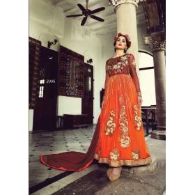 Exclusive Heavy Range Party Wear Semistitched Salwar Suit