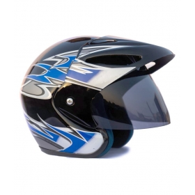 Autofy O2 - Full Face Helmet Black M