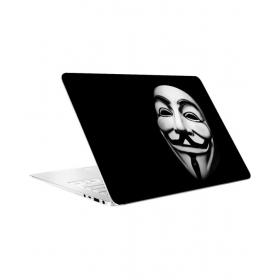 Styles Printed Mask Of Joker Laptop Skin