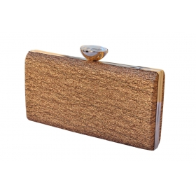 Crystal Sparkle Party Clutch Gold
