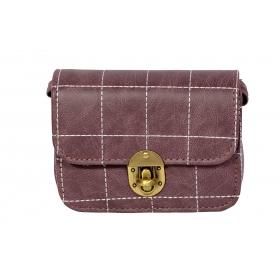 Grape Stitched Sling Bag