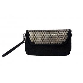 Black Sling Handbag
