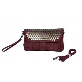 Magenta Sling Handbag