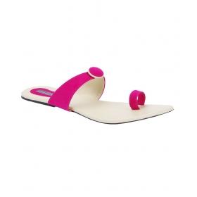 Women's Pink Flats