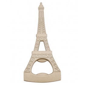 Bloom Beige Bottle Opener