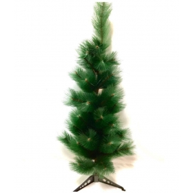Christmas Tree Green Artificial Tree Fabric - Pack Of 1