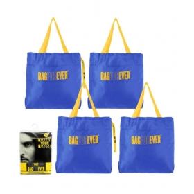 Polyester Shopping Bag- Set Of 4