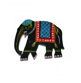 Puzzle Hand Painted Elephant