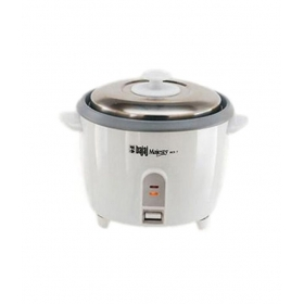Bajaj 1.8 L Rcx5 Automatic Electric Cooker White
