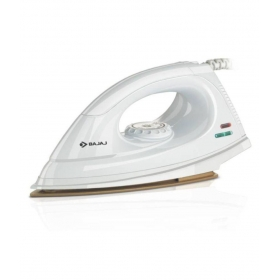 Bajaj Dx7 Dry Iron White