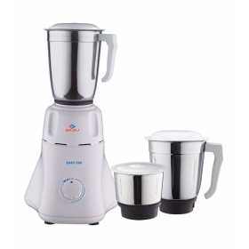 Bajaj Easy 500 Watt 3 Jar Mixer Grinder