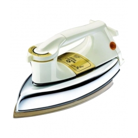 Bajaj Majesty Dhx9 Dry Iron White