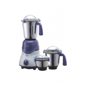 Bajaj Trio Mixer Grinder Purple