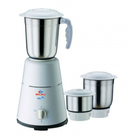 Bajaj Gx 1 500 W 3 Jar Mixer Grinder
