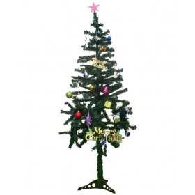 Christmas Tree Green-6 Ft- (pack Of 1)