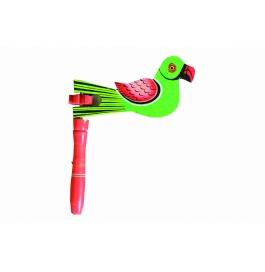 Rattle Parrot