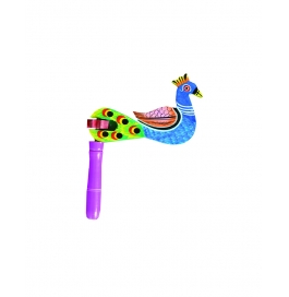Rattle Peacock