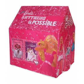 Barbie Tent House