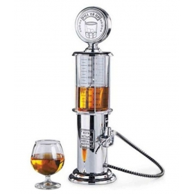 Single Gasp Pump Liquor Dispenser
