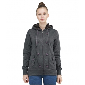Fleece Hooded