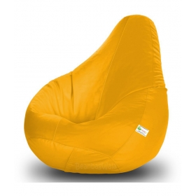 Bean Bag-xl Yellow -with Fillers/beans