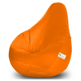 Bean Bag Xxl-orange -with Fillers/beans