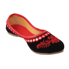 Craft Red Ballerinas