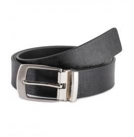 UNIQUE Mens Smart Leather Belt