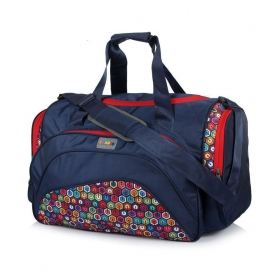c4f08b4696 Bendly Blue Printed Duffle Bag. Loading zoom. undefined. undefined