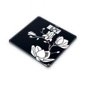 Bathroom Scale - Gs 211 Magnolia 756.40 Black