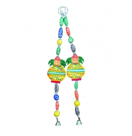 Curtain Hanging Small Kalash