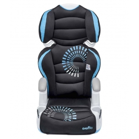 Amp Booster Car Seat, Sprocket