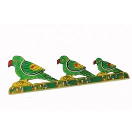 Kaafila Key Stand Parrot