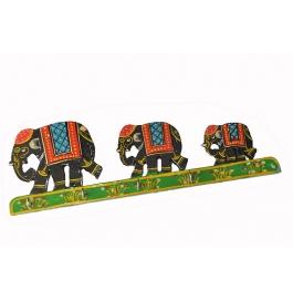 Kaafila Key Stand Elephant