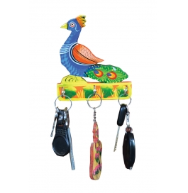 Key Stand Peacock