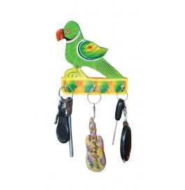 Key Stand Parrot