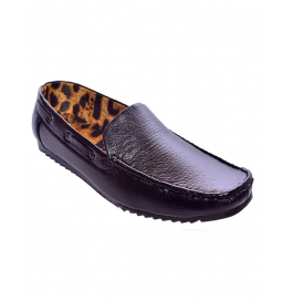 Blander Black Mt Loafer Shoes
