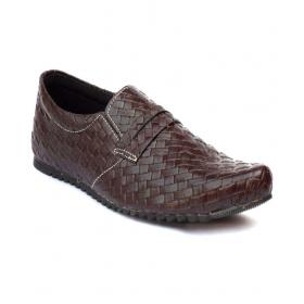 Black Field Brown Loafers