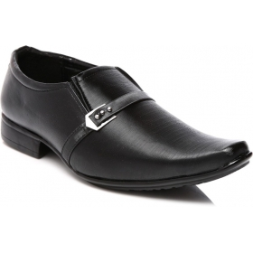 Formal Slip On Shoes  (black)